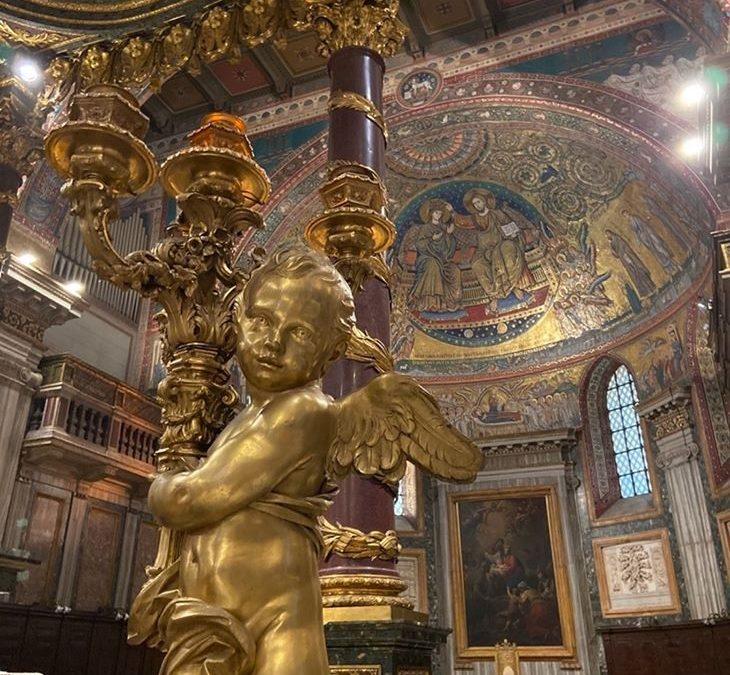 Audiences et messes au Vatican