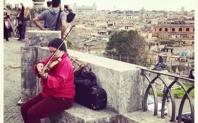 Soirée musique ou opéra à Rome