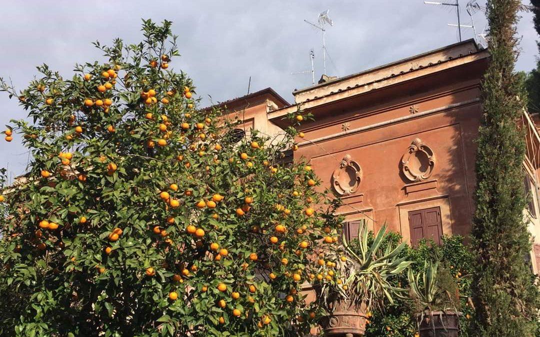 Le quartier Garbatella– La vraie Rome