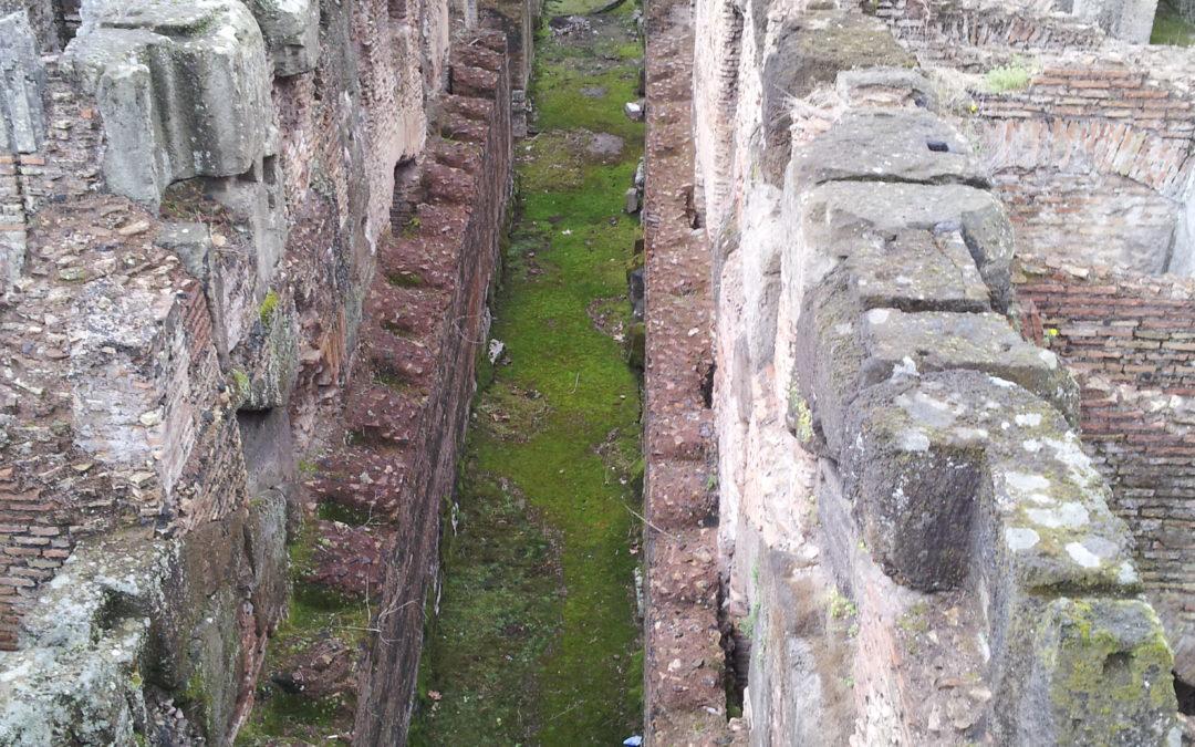 Les souterrains du Colisée