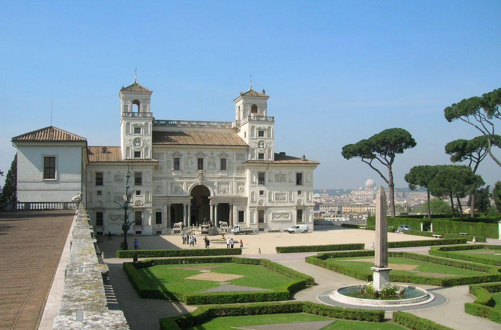 L'Académie de France à Rome – Villa Médicis
