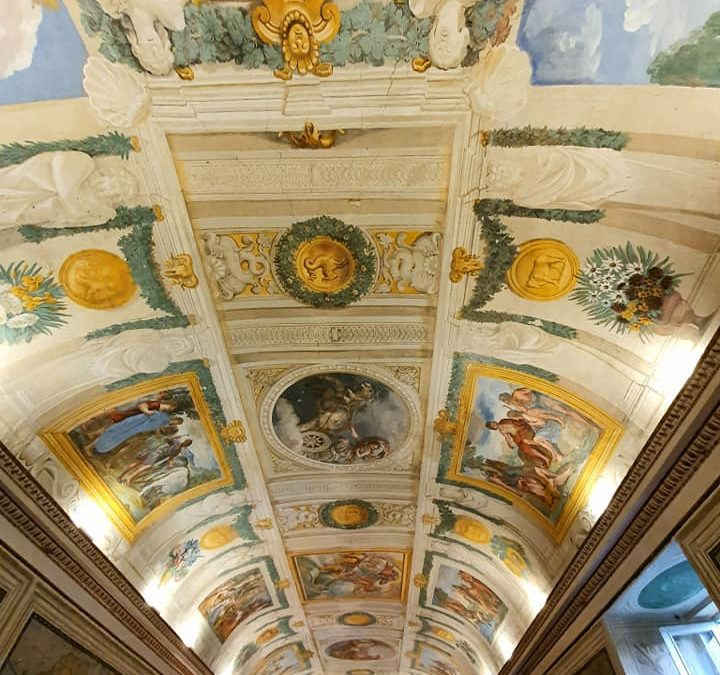 Visite de palais privés de Rome