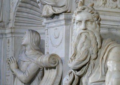 Sur les pas de Michel-Ange et Raphaël