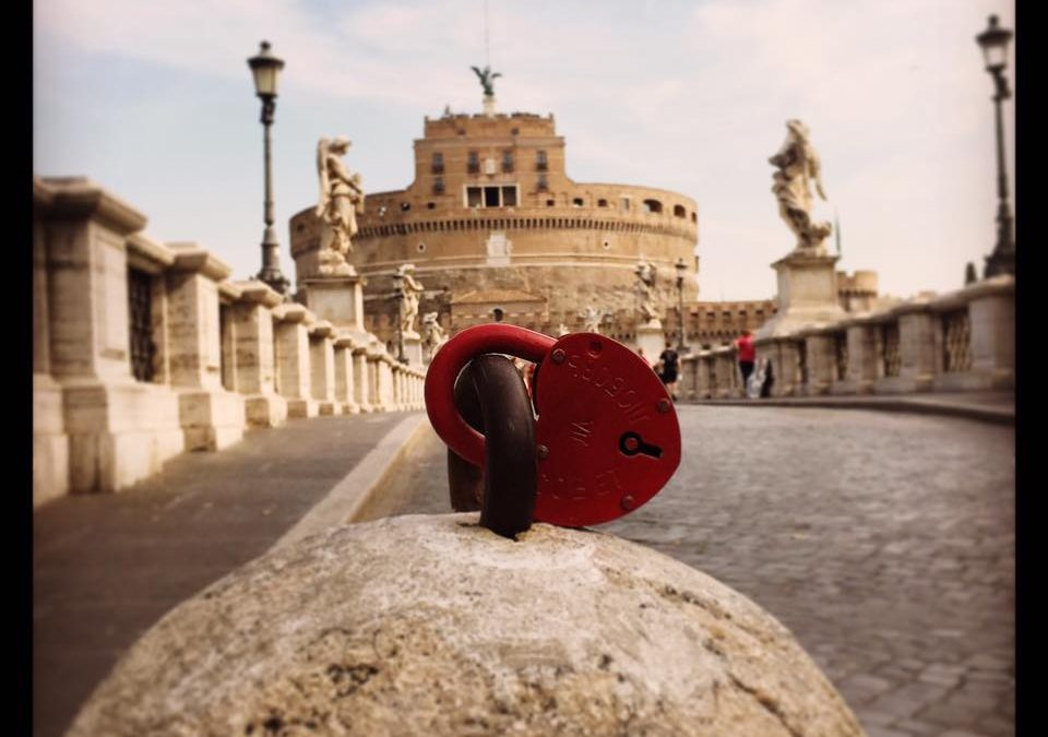 Passer la Saint Valentin à Rome