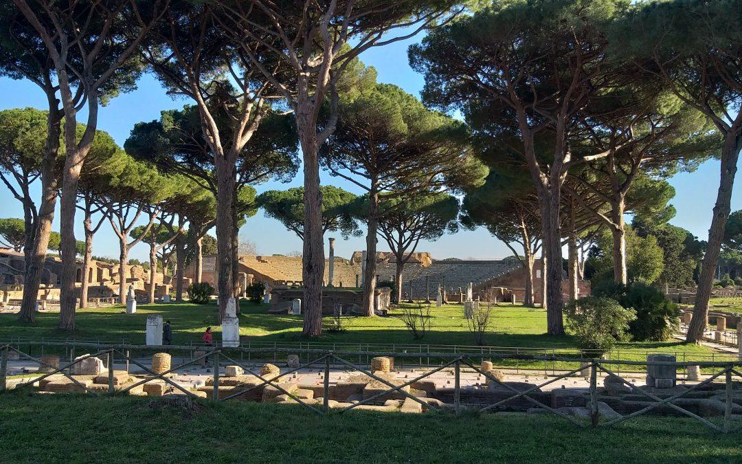 Ostie antique, la Pompéi romaine
