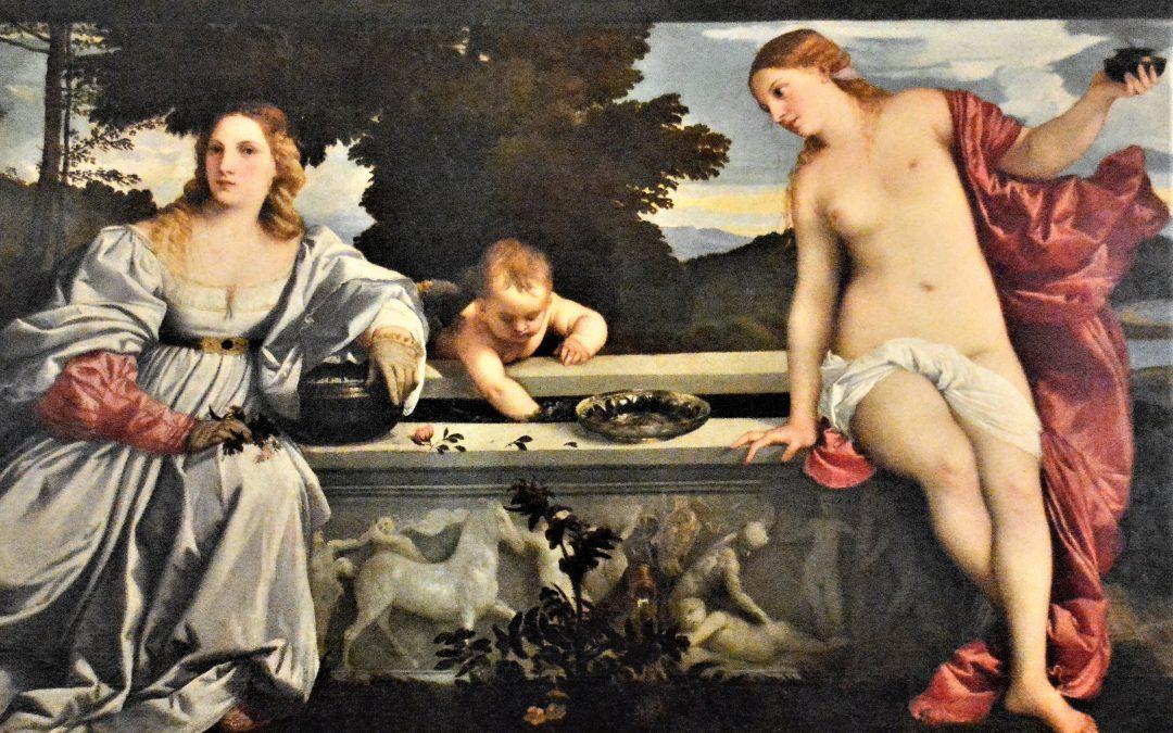 Visite de la Galerie Borghèse