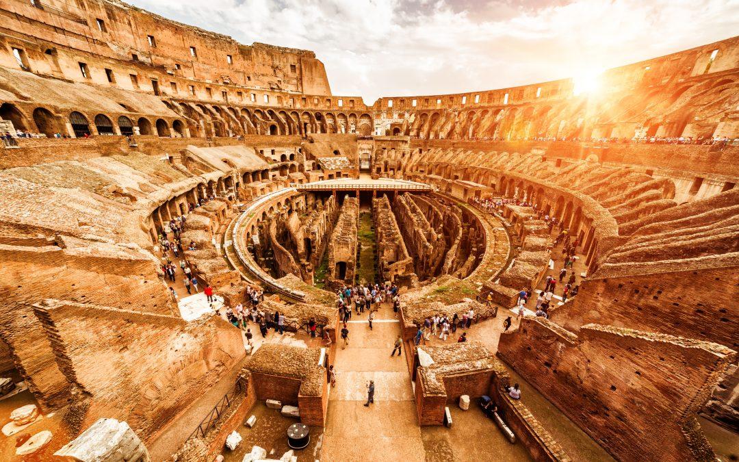 Entrez dans l'arène du Colisée ! Billets coupe-files
