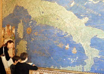 Découvrez lessecrets du Vatican et de la Sixtine